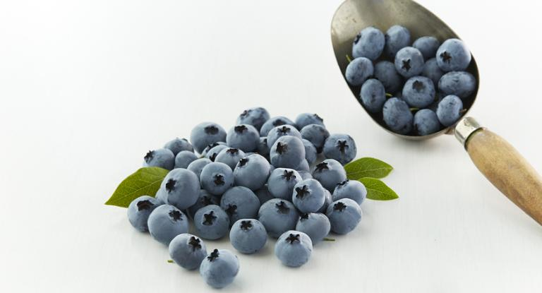 BC blueberries Canada