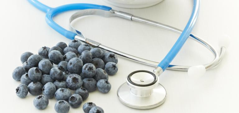World Alzheimer's Month - blueberries