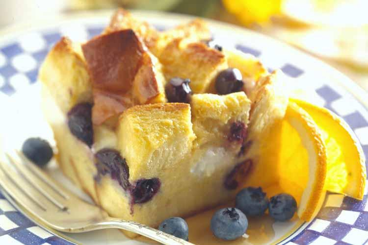 Blueberry Brunch Bake