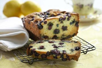 Classic Blueberry Lemon Tea Loaf
